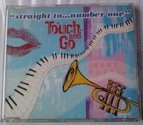 touch and go straight to number one cd single austriaco 1999