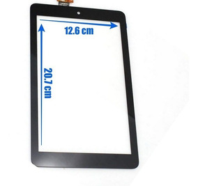 New Dell Venue 8 Tablet Black Digitizer Touch Screen Glass ANDROID Version