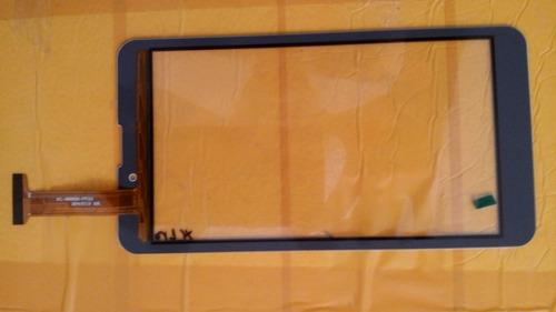 touch de tablet celular zuum e60 flex xcl-s60002a-fpc3.0 xcl
