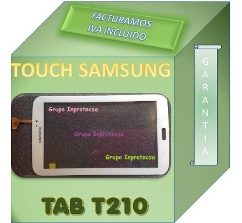 touch digitalizador samsung galaxy tab 3 t210 7 original