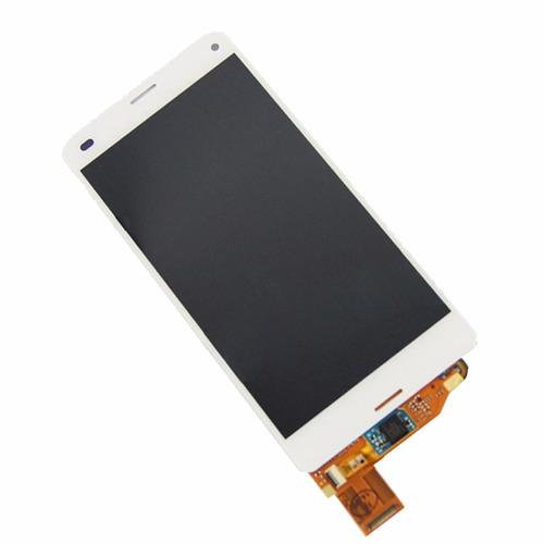 touch display lcd sony xperia z3 preto d6653 d6633 original