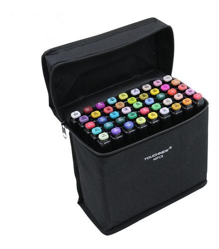 touch five marker pen kit de 30 colores común estudiante