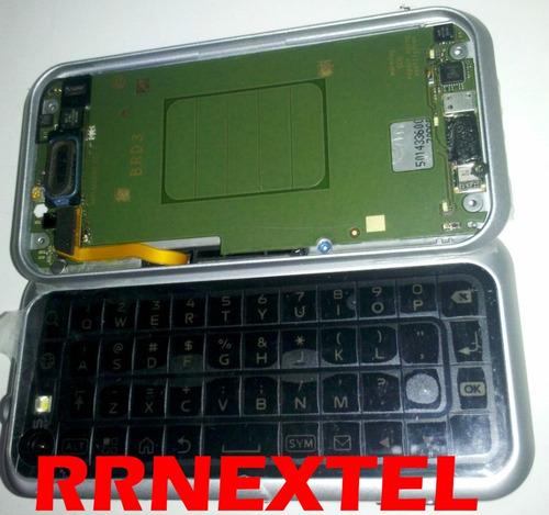 touch mb300 backflip carcaça tampa teclado original nova