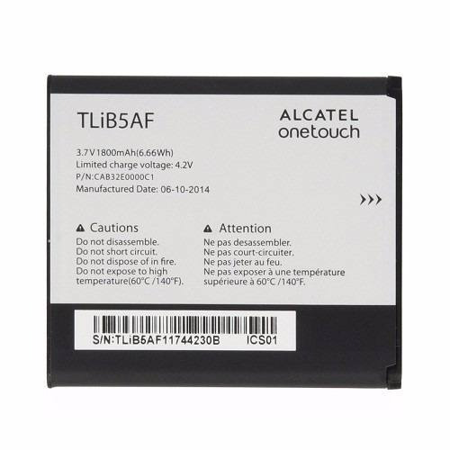 touch modelo alcatel one