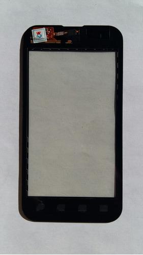 touch negro nuevo para celular marca: lg modelo: p970