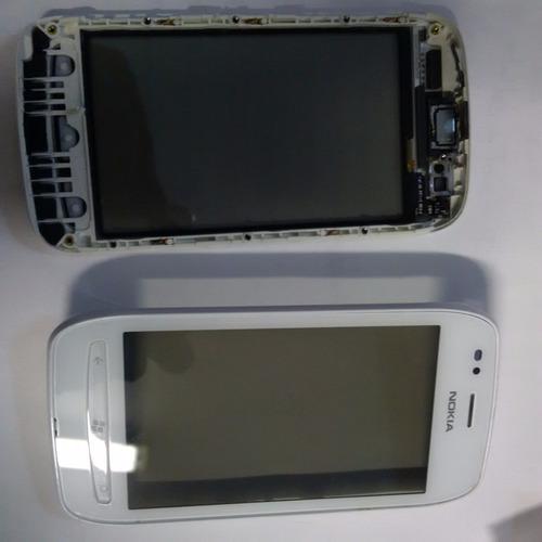 touch nokia lumia 710 blanco original