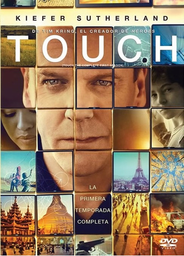 touch paquete temporadas 1 y 2 serie tv en dvd