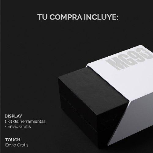touch para ipad 2 blanco + home original+ kit