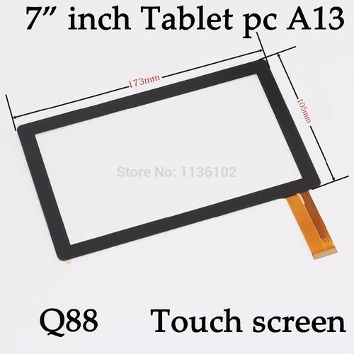 touch para tablet de 7  q88