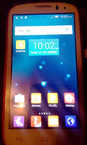 touch pop alcatel one