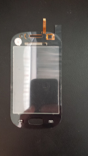 touch samsung galaxy fame blanco s6810