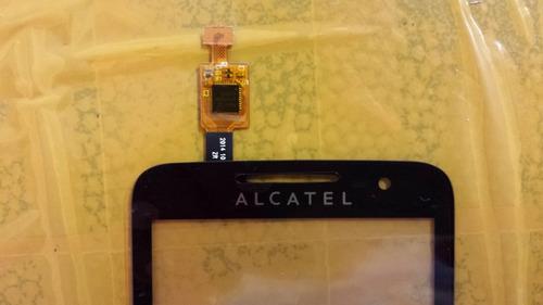 touch screen alcatel m pop ot 5020 negro