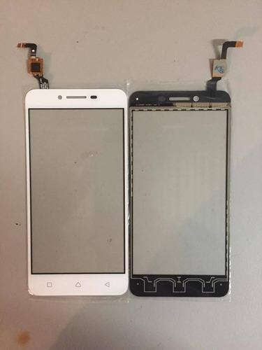 touch screen celular lenovo k5 vibe a6020i36 plus blanco