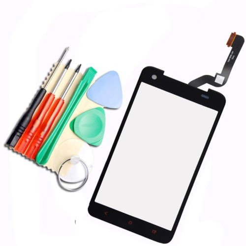 touch screen digitizer front para htc droid dna adr6435