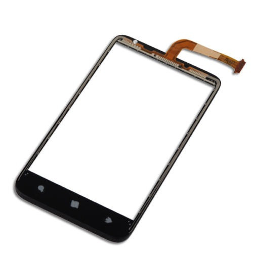 touch screen digitizer htc titan ii 2 at&t front panel oem