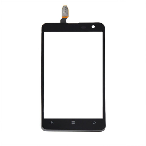 touch screen digitizer original negro para nokia lumia 625