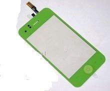touch screen iphone 4g pantalla tactil verde morado azul