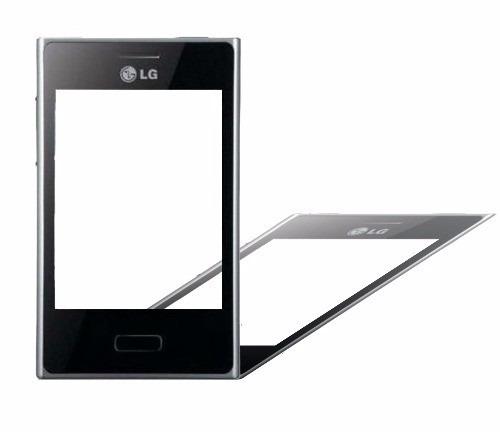 touch screen lg e400