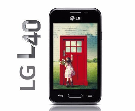 touch screen lg l40