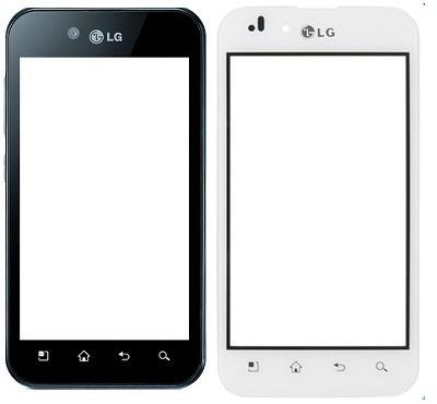 touch screen lg p970 optimus black pantalla tactil original