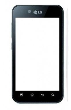 touch screen lg p970, p970h, lg optimus black