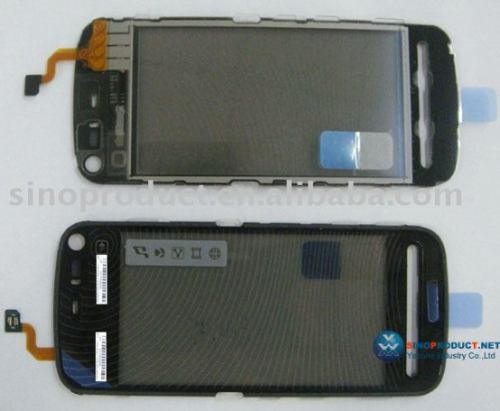 touch screen nokia 5800 digitalizador tactil nuevos $369