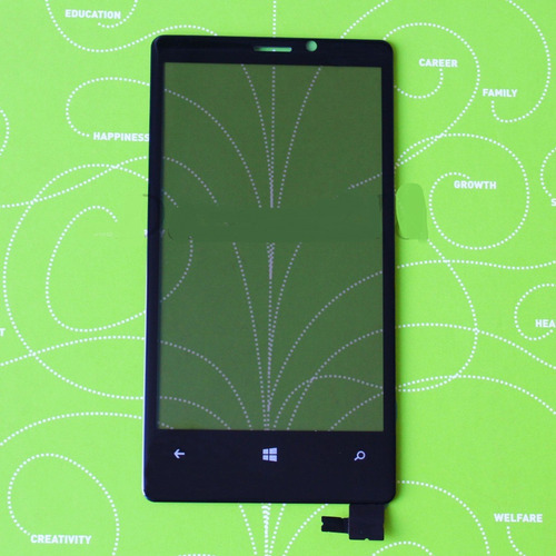 touch screen para nokia lumia 920 negro
