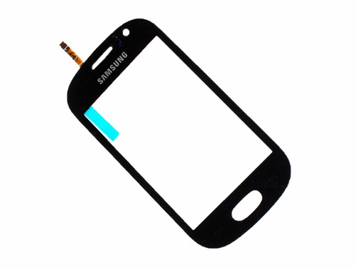 touch screen para samsung gt-s6810m fame negro