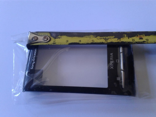 touch screen sony ericsson xperia x10 mini original com aro