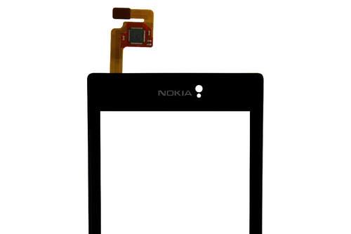 touch screen vidro nokia lumia 520 520.2  com aro