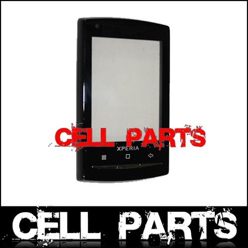 touch screen xperia x10 mini pro u20 - tactil u20a - u20i