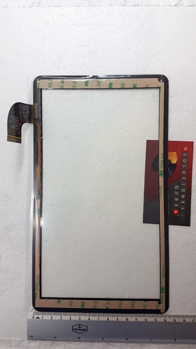 touch tablet tech pad 1016 c145254b1 drfpc253t v2.0 negro