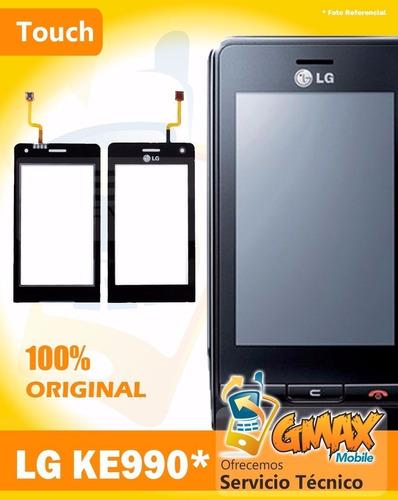 touch táctil digitizer lg ke990 nuevo