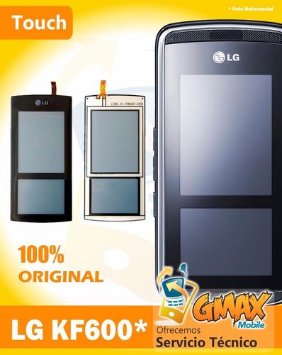 touch táctil digitizer lg kf600 nuevo