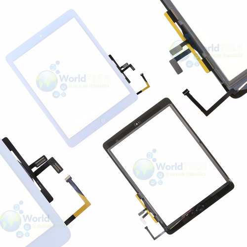 touch tactil pantalla ipad 2 3 4 mini air grande instalada
