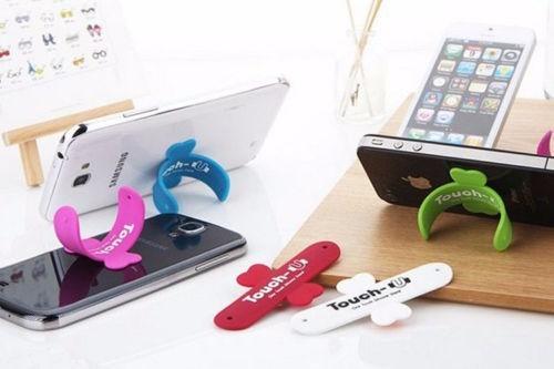 touch u stand de silicona celulares en circuit shop