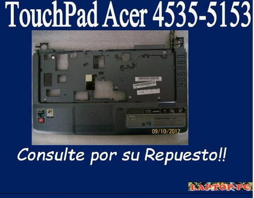 touchpad acer 4535-5153