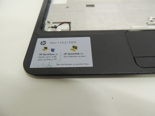 touchpad de notebook hp mini 110 3135dx usado