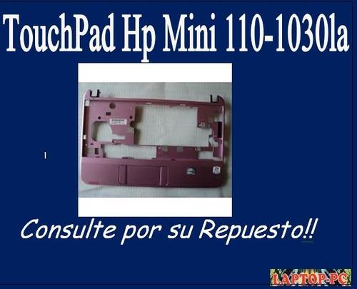 touchpad hp mini 110-1030la