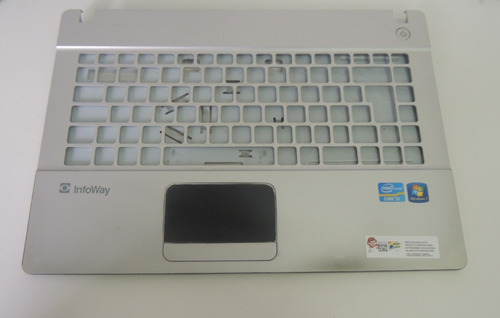touchpad notebook itautec infoway 7730 usado
