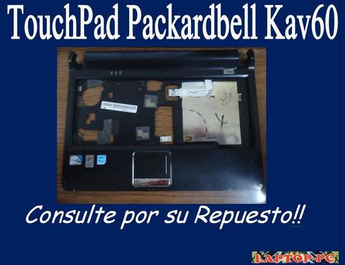 touchpad packardbell kav60