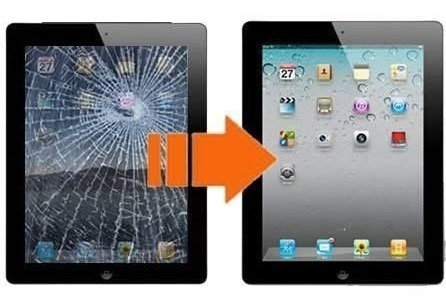 touchscreen pantalla cristal ipad 5 air + pegamento + kit