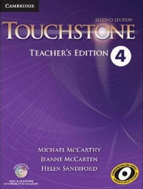 Touchstone Cambridge Teacher Book