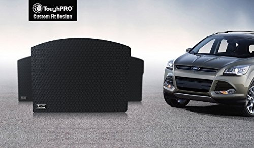 toughpro ford escape cargo mat - para todo clima - trabajo