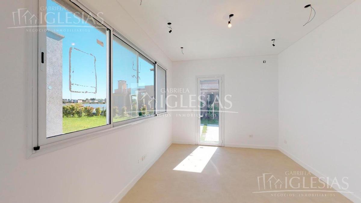 tour 360º - casa al lago en venta con 3 dormitorios en san francisco, villanueva