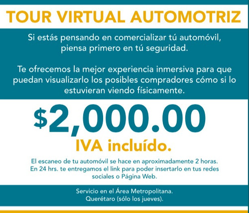tour virtual automotriz