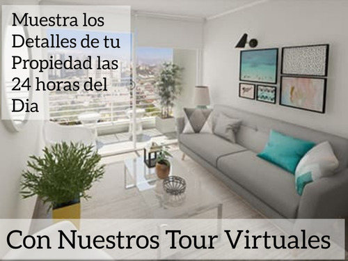 tour virtuales para cualquier propiedad o espacio fisico