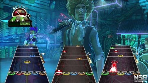 tour xbox 360 guitar hero: world