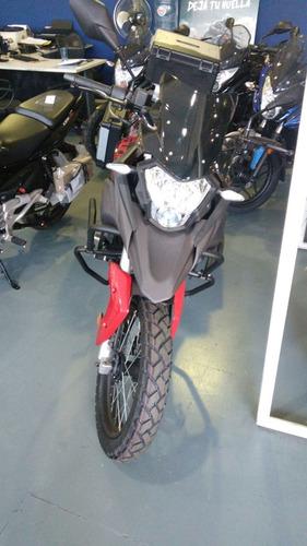 touring 250 cc 0km 2017