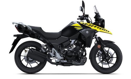 touring suzuki moto